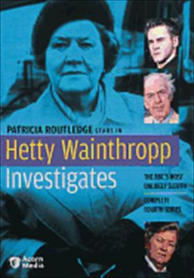Hetty Wainthropp Investigates: Complete Fourth Series