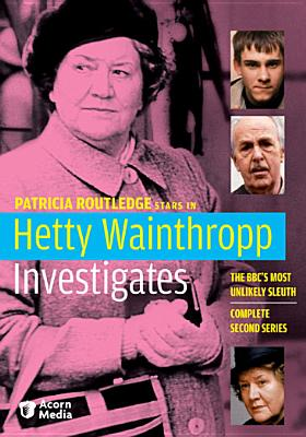 Hetty Wainthropp Investigates: Second Series