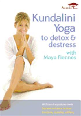 Kundalini Yoga: To Detox & Destress
