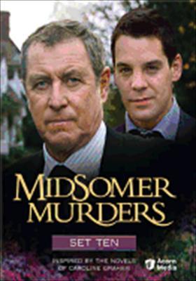 Midsomer Murders: Set Ten