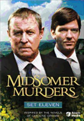 Midsomer Murders: Set 11 0054961810697