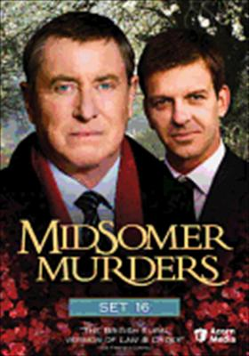 Midsomer Murders: Set 16 0054961844395