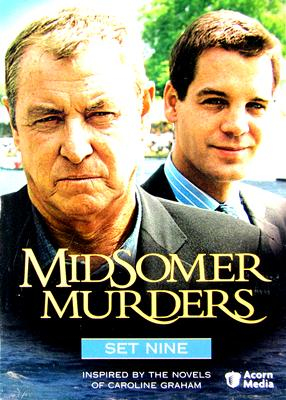 Midsomer Murders: Set 9