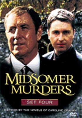 Midsomer Murders: Set 4