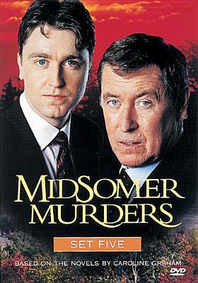 Midsomer Murders: Set 5