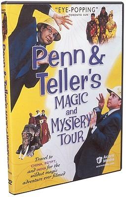 Penn & Teller's Magic & Mystery Tour
