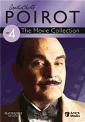 Poirot: The Movie Collection Set 4