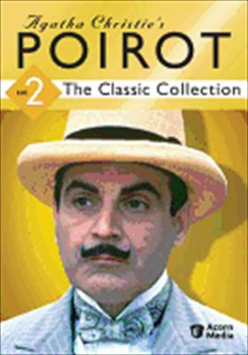 Poirot: Classic Collection Set 2