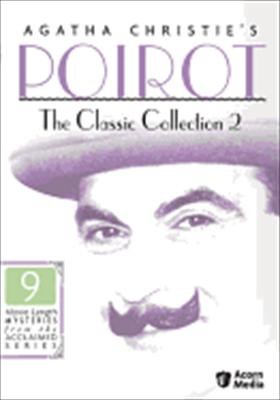 Poirot: The Classic Collection 2