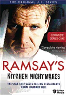 Ramsay's Kitchen Nightmares: Complete Series 1