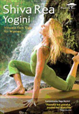 Rea Shiva: Yogini