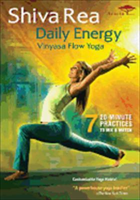Rea Shiva: Daily Energy Vinyasa Flow Yoga