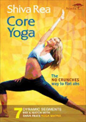 Rea Shiva-Core Yoga