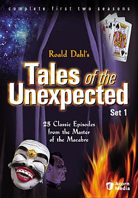 Roald Dahl's Tales of the Unexpected: Set 1