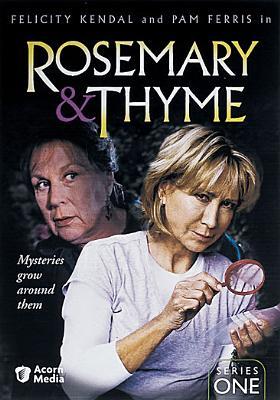 Rosemary & Thyme: Series 1