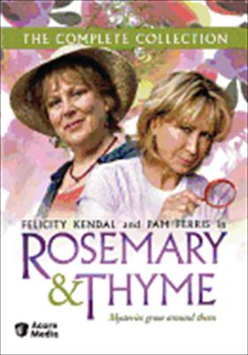 Rosemary & Thyme: The Complete Collection