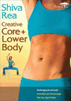 Shiva Rea: Creative Core & Lower Body