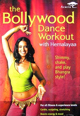 The Bollywood Dance Workout with Hemalayaa 0054961887392
