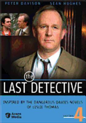The Last Detective: Series 4 0054961803095