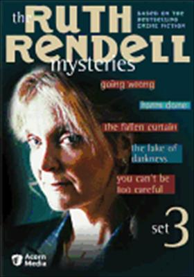 The Ruth Rendell Mysteries: Set 3