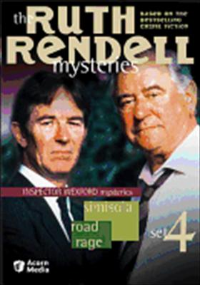 The Ruth Rendell Mysteries: Set 4 0054961818495