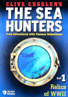 The Sea Hunters: Set 1 Relics of WWII