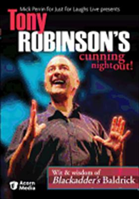 Tony Robinsin's Cunning Night Out