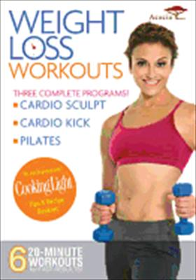 Weight Loss Workouts: Three Complete Programs