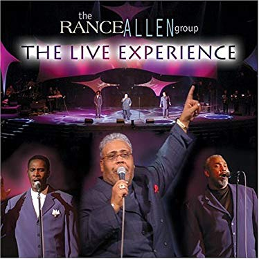 The Live Experience 0014998414022