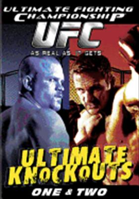 Ufc: Ultimate Knockouts 1 & 2