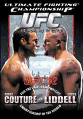 Ufc 52: Randy Couture vs. Chuck Liddell