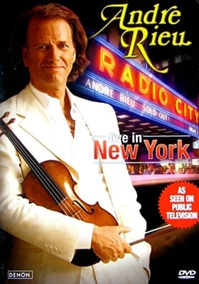 Andre Rieu: Radio City Music Hall Live in New York