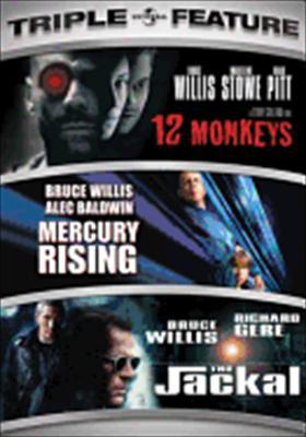 12 Monkeys / Mercury Rising Jackal Set