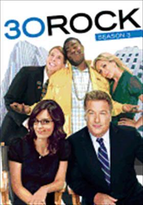 30 Rock: Season 3 0025195050326