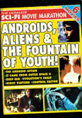 6-Movie Sci-Fi Marathon