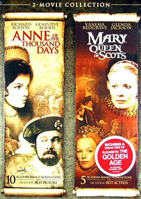 Anne of the Thousand Days / Mary Queen of Scots 0025195015721