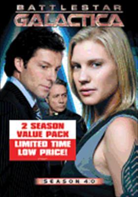 Battlestar Galactica: Seasons 4.0 & 4.5