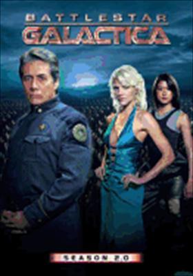 Battlestar Galactica: Season 2.0 0025192937521