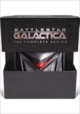 Battlestar Galactica: The Complete Series (2004)