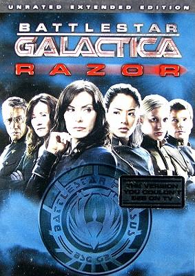 Battlestar Galactica: Razor 0025195015059