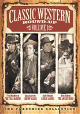 Classic Western Round-Up Volume 1