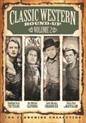 Classic Western Round-Up Volume 2