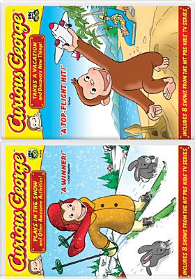 Curious George: Plays in the Snow / Takes a Vacation