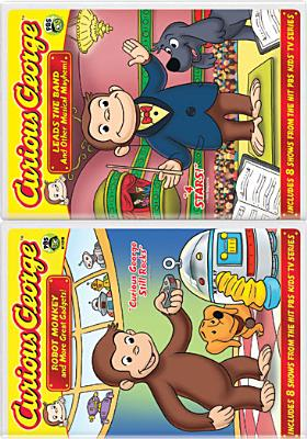 Curious George: Robot Monkey / Leads the Band
