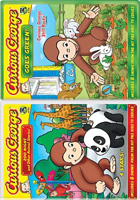 Curious George: Zoo Night / Goes Green