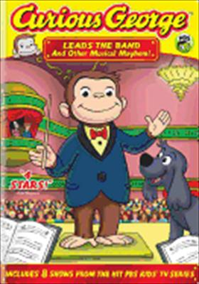 Curious George: Leads the Band & Other Musical... 0025195016810
