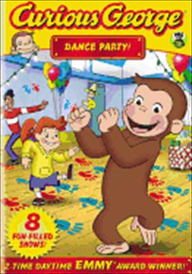 Curious George-Dance Party