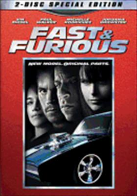 Fast & Furious 0025195052122