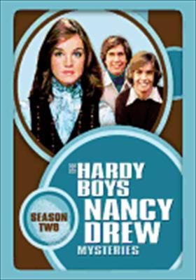 The Hardy Boys-Nancy Drew Mysteries: Season Two