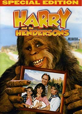 Harry and the Hendersons 0025195003506